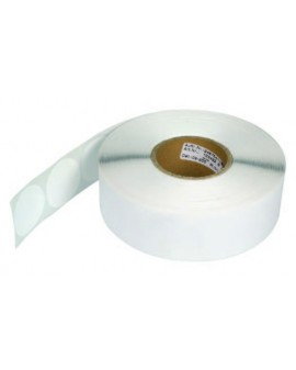 ETIQUETTES DE PROTECTION Ø 18MM 1000 PCS