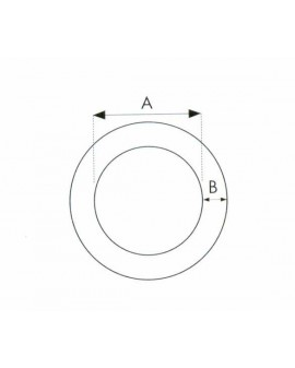 JOINT O-RING, Ø INT. 0.70 x 0.50 mm / SACHET DE 100 pcs