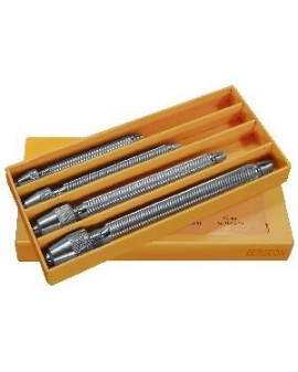 Assortiment de 4 mandrins Bergeon 1842-B