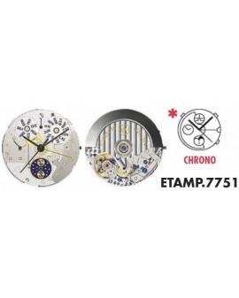 Mouvement ETA 7751