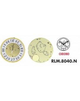 Mouvement Harley-RL 8040N  6H chrono grande date
