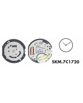 Mouvement Seiko 7C17