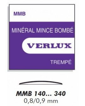 VERRE MINERAL BOMBE 0,8mm MMBØ 142