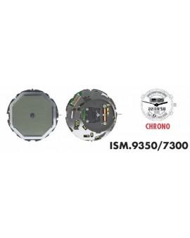 Mouvement ISA 9350-7300 Anadigit