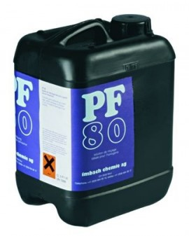 CLEANING SOLUTION PF80, 5...