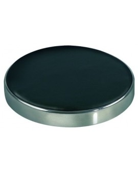 Case cushion with chromed metallic ring 75mm