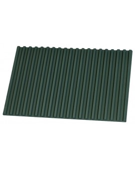 SELF-ADHESIVE RIDGED TRAY, 15 x 10 cm