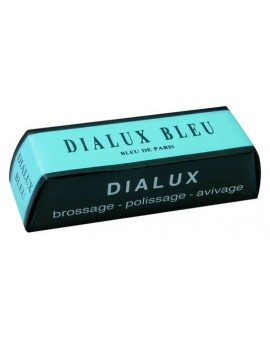 DIALUX BLUE POLISHING PULP 26560