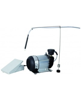 VACCUM-CLEANER WITH MOTOR INDIVIDUAL