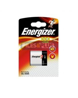 Battery Energizer 223 6V