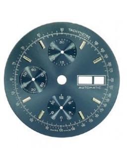 Blue dial index-Blue index dial Ø 33.50