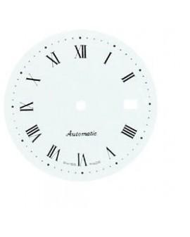 Cadran blanc/White dial Ø 31.50