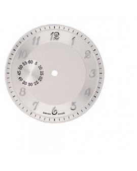 Silver dial 9h Ø 42.50