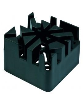 BLACK PLASTIC BRACELET...