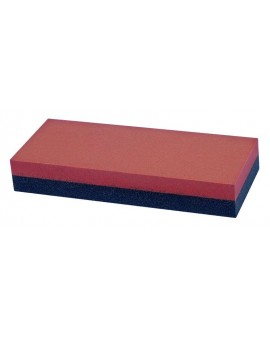 INDIA STONE, RECTANGULAR / 2 GRAINS GROSSIER + FIN / L1
