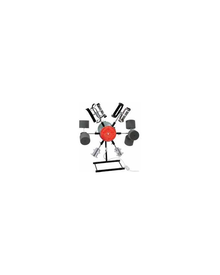 APPAREIL DE ROT. CYCLOTEST/20 MOUSSE/CLIP/RESSORT 4TPM,