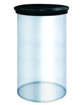 Glass beakers (3x)