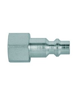Quick acting coupler G1/4