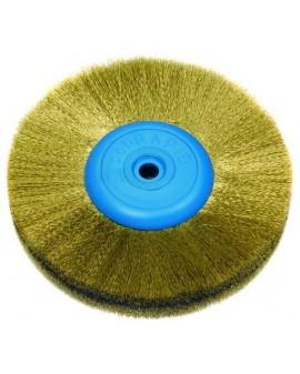 Circular polishing brushes....