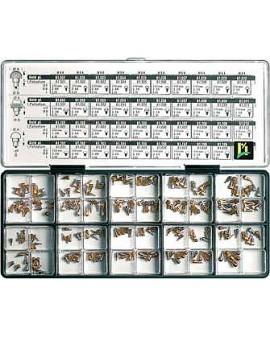 POUSSOIRS A CHASSER, ASS. 234 PCS