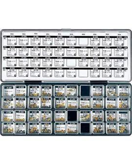 Crowns JAP., ASS. 310 PCS