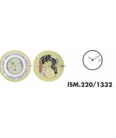 Movement ISA 220-1332 3H