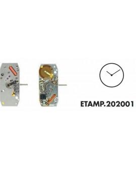 Movement ETA 202001