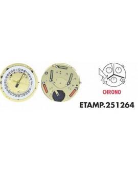 Movement ETA 251.262
