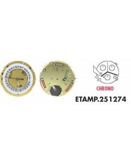 Movement ETA251272