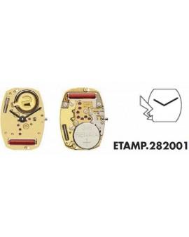 Movement ETA 282001