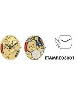 Movement ETA E03001 - 281002