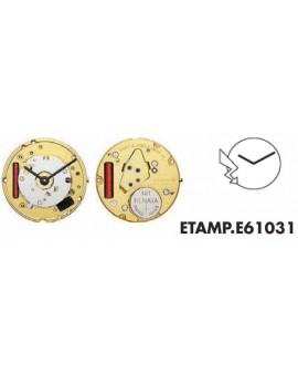Movement ETA  E61031 - 256031
