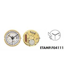 Movement ETA F04-6H