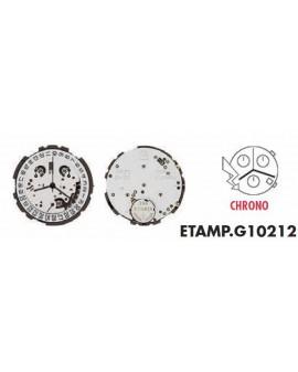 Movement ETA G10211-3H