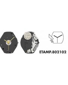Movement ETA 802101