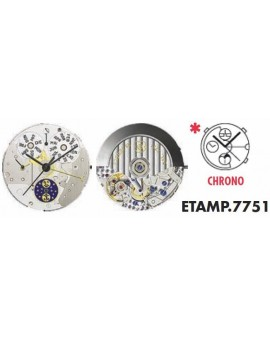 Movement ETA 7751