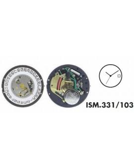 Movement ISA 331-103- 3H