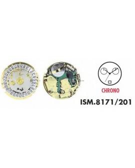 Mouvement ISA 8161-201- 8171-201