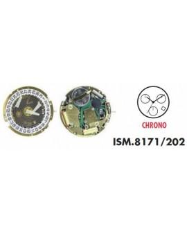 Mouvement ISA 8161-202- 8171-202