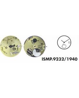 Movement ISA 9232/1940 3H...