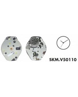Movement Seiko V501