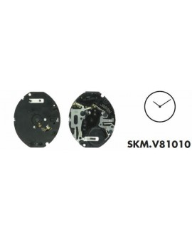 Mouvement Seiko V810