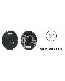 Movement Seiko V811