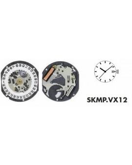 Movement SHIOJIRI VX12-3H
