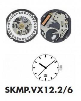 Mouvement SHIOJIRI VX12-6H