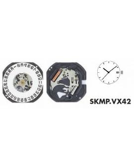 Movement SHIOJIRI VX42E 3H Ht2