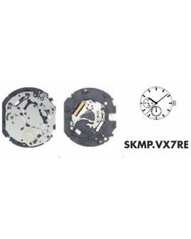 Movement SHIOJIRI VX7RE...