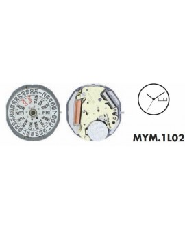 Mouvement Citizen-Miyota 1L02
