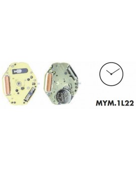 Movement Citizen-Miyota 1L22