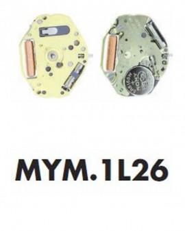 Mouvement Citizen-Miyota 1L26